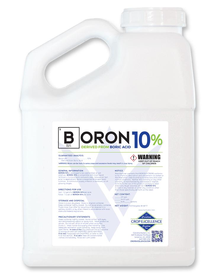 BORON 10% | Nutrient Derived from Boric Acid Image