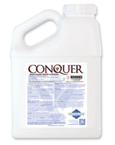 CONQUER™ | Modified Vegetable Oil and Surfactant Image