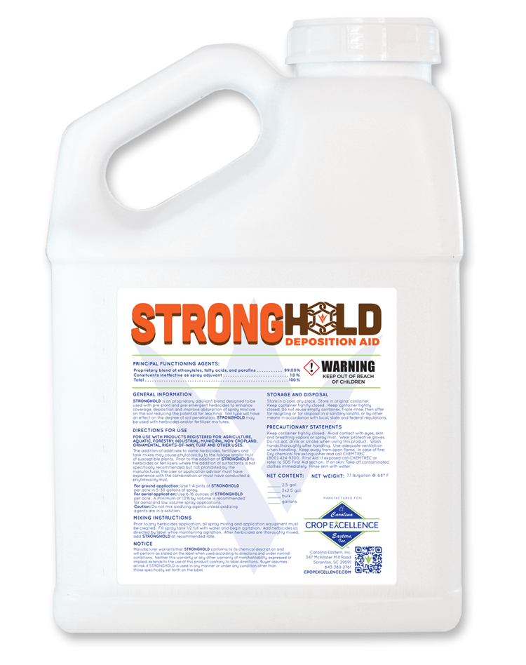 STRONGHOLD ® | Deposition Aid Image