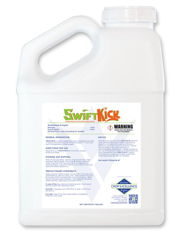 SWIFTKICK® | Fungicide Activator Adjuvant Image