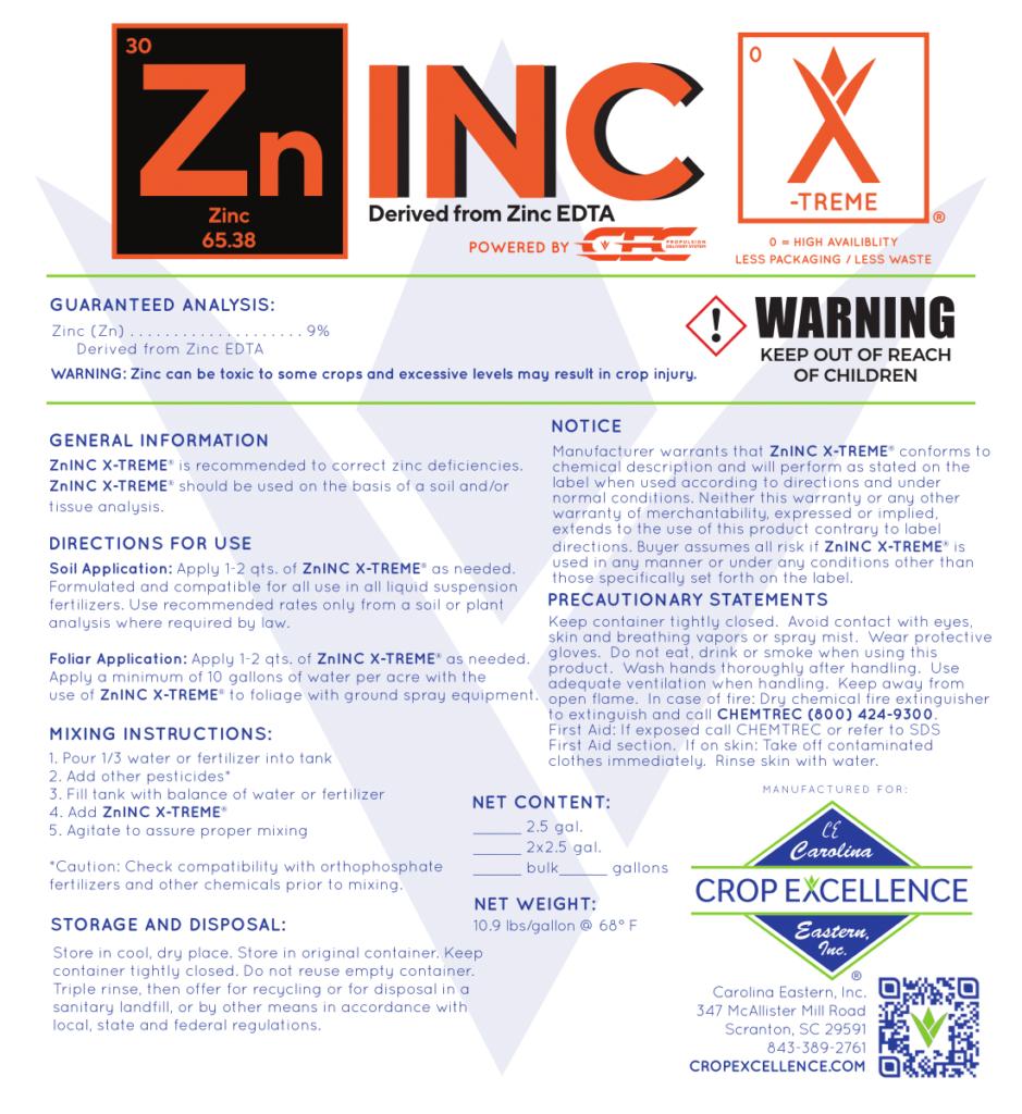 Zn Inc X-TREME Image