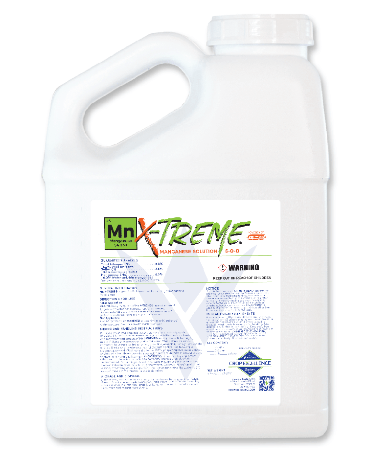 MN X-TREME® | High Availability - Low Use - Low Rate Manganese Solution Image