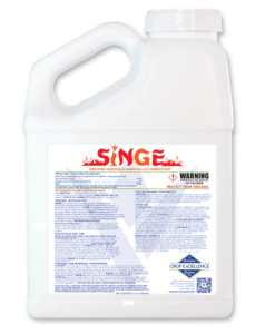 SINGE™ | Modified Vegetable Seed Oil & Surfactant Image